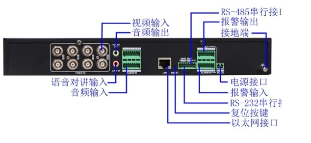 kob非可视对讲系统解码器电路图